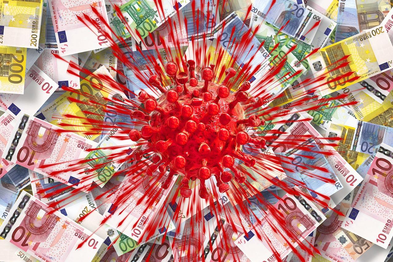 COVID a peníze
